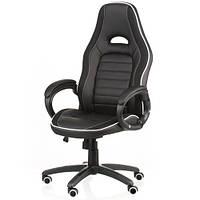 Игровое кресло для компьютера Aries black E4718, фото 1