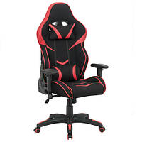 Крісло ігрове ExtremeRace 2 black/red E5401, фото 1
