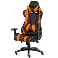 Игровое кресло ExtremeRace black/orange E4749, фото 1