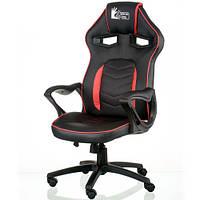 Игровое кресло для компьютера Nitro black/red E5579, фото 1