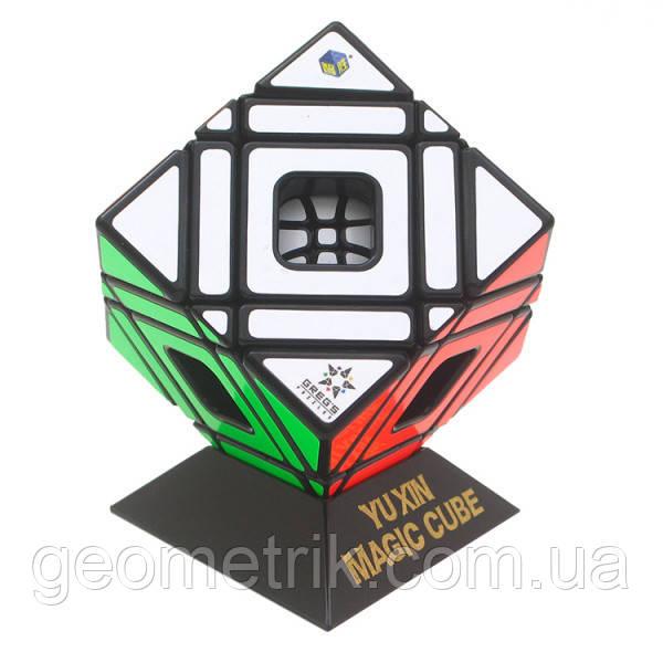 Головоломка Cube in Cube/Multi-Cube (Multi-Skewb) (кубик в кубике) Yuxin