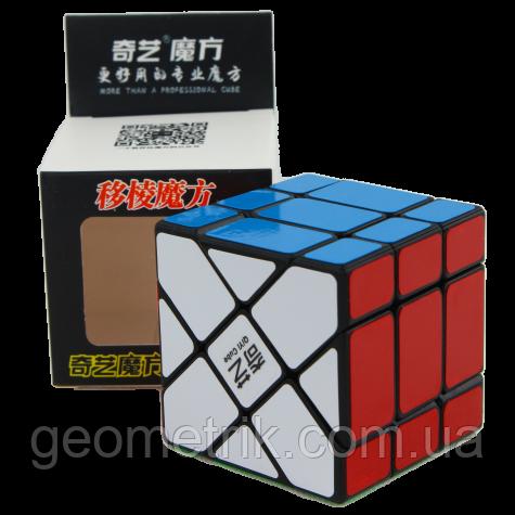 Кубик Рубика Fisher cube (кубик Фишера) черный (QiYi)