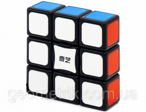 """Кубоид 1х3х3 """"133 cube"""" (чёрный) (QiYi)"""