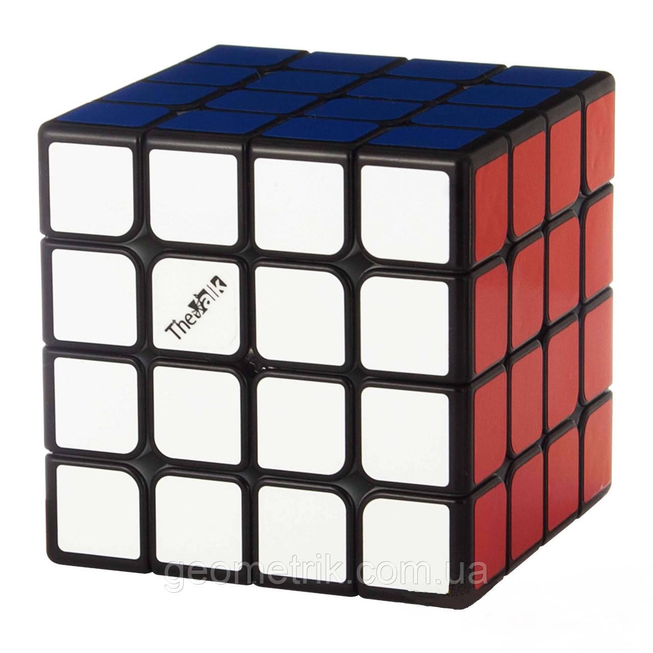 Кубик Рубіка 4х4 Valk 4 M (standard Magnets ) (чорний)
