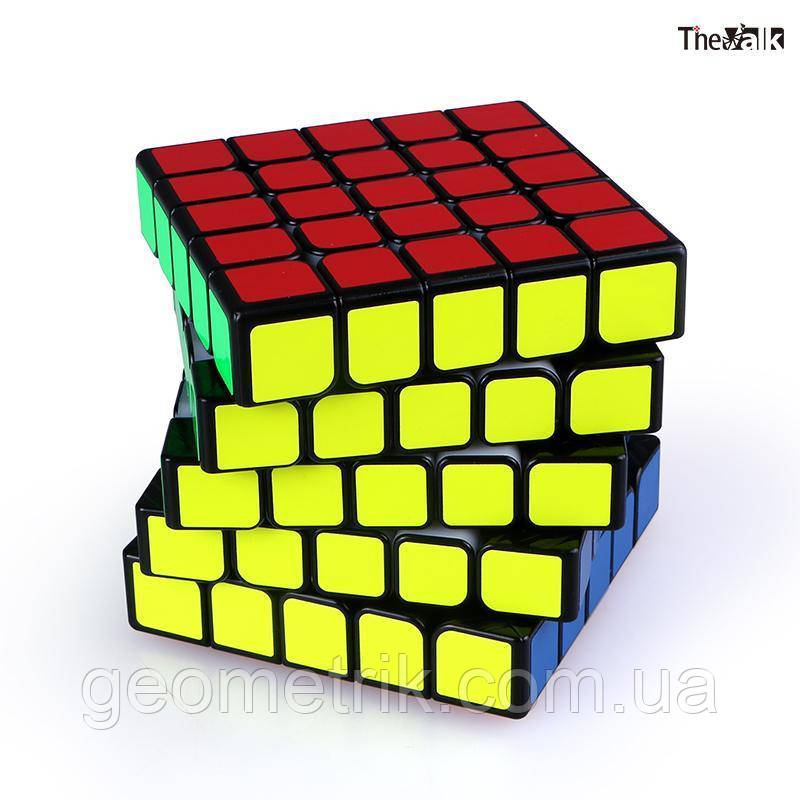 Кубик Рубика 5х5 Valk 5M (чёрный)