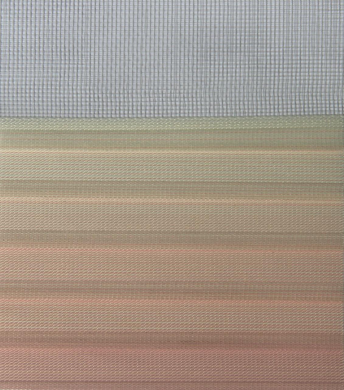 Готовые рулонные шторы Ткань Z-570 Бежево-розовый