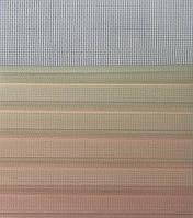 Готові рулонні штори Тканина Z-570 Бежево-рожевий