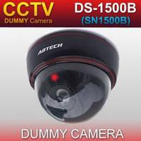 Купольная камера видеонаблюдения муляж видеокамера обманка Dummy Camera Abtech DS-1500B