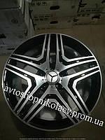 Литые диски Replica Mercedes JT1284 R20 W9 PCD5x112 ET48 DIA66.6 (BM)