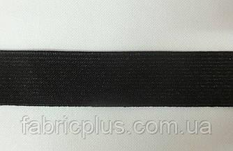 Резинка  Белорус.  2,0 см  черная