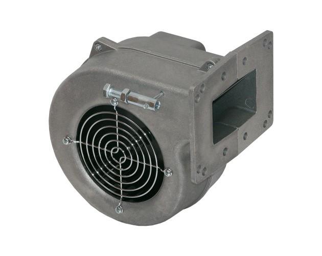 Вентилятор для котла KG Elektronik DP 02 фланець 10,5х13,5 сірий
