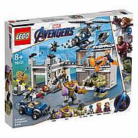 LEGO Super Heroes Marvel Comics Битва на базе Мстителей (76131), фото 1