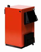Традиционный твердотопливный котел Макситерм 14 кВт на механическом управлении