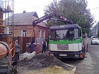 Услуги крана манипулятора 7 тонн