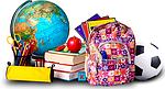 Товары для школы и дошкольников