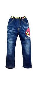 Джинсы и штаны для мальчика