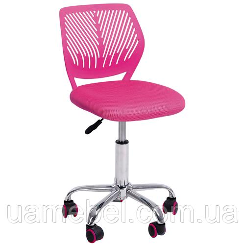 Детское кресло компьютерное JONNY pink 27401