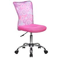 Детское компьютерное кресло BLOSSOM pink 27896