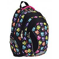 Рюкзак шкільний YES Crazy kittens 556707, фото 1