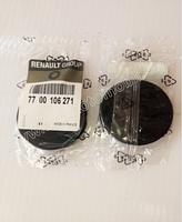 Заглушка головки блока цилиндра на Рено Дастер, Дачиа Дастер 1.6i 16V 2.0i 16V/ Renault ORIGINAL 7700106271