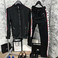 Sport Suit Givenchy Side Bands Black, фото 1