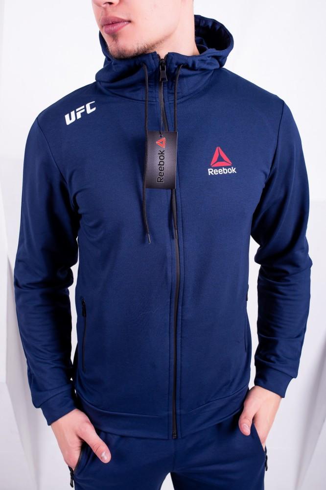 Спортивный костюм Reebok UFC темно-синий