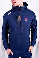 Спортивный костюм Reebok UFC темно-синий, фото 1