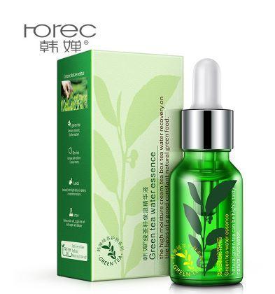 ROREC Сыворотка для лица с экстрактом зеленого чая GreenTea Water Essence Экстракт чайного дерева