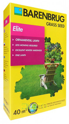 Газонная трава елитная (Elit) BARENBRUG (Голландия)1 кг