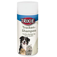 Trixie Trocken-Shampoo сухой шампунь для собак, кошек и других мелких животных, 100г