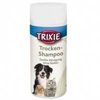 Trixie Trocken-Shampoo сухой шампунь для собак, кошек и других мелких животных, 200г