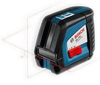 Лазерный нивелир Bosch GLL 2-50 + BM1 + LR2 + L-Boxx (0601063109)