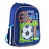 Рюкзак шкільний каркасний 1Вересня Football winner