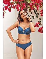 Жіночий роздільний купальник на великий розмір бюсту Amarea 19155