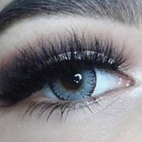 Контактные линзы Dodo Gray Купить серые линзы для глаз Низкие цены Доставка по всей Украине!