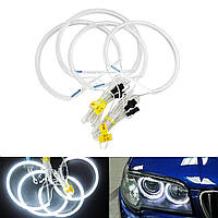 Ангельские глазки кольца (4*131 мм) CCFL для BMW 36/38/39/46 Белые