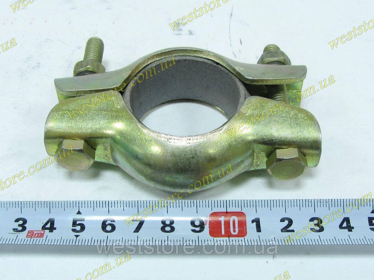 Хомут соединения глушителя с кольцом ваз 2108 2109 21099