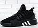 Мужские Кроссовки Adidas EQT Bask ADV Black, фото 2