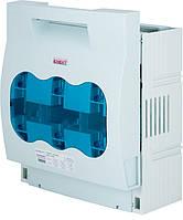 Выключатель-разъединитель под предохранитель e.fuse.VR.630, габарит 3, 3 полюса, 630А ENEXT [i0760087]