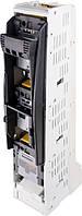 Выключатель-разъединитель под предохранитель вертикального исполнения e.fuse.fsvd.400, габарит 2, 3 полюса, 400А ENEXT [i0760090]