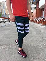 Спортивные штаны LC - Flip зеленый с белым, фото 1