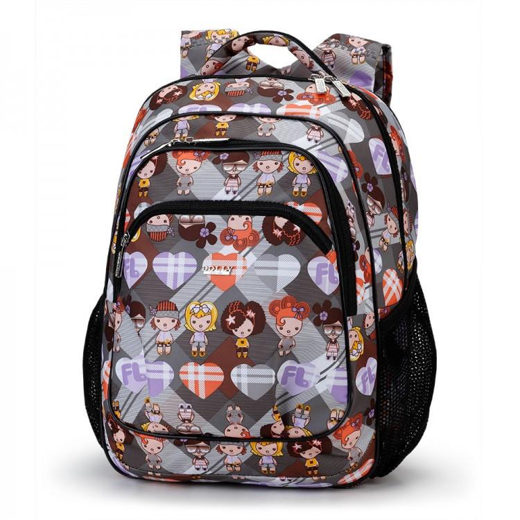 Рюкзак для девочки Dolly 530
