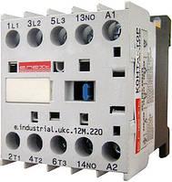 Контактор e.industrial.ukc.12m.220.NC, 12A, 220В, 1nc ENEXT [i.0090070]