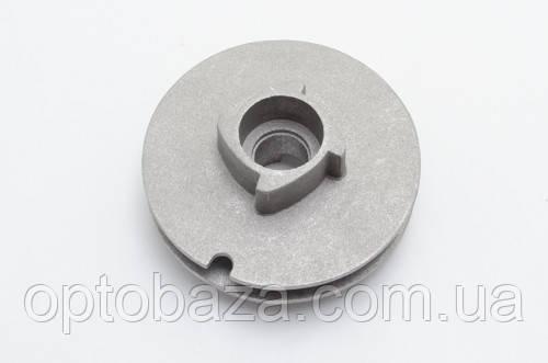 Шкив стартера (металлический 4 зацепа)  для бензопил серии 4500-5200, фото 2