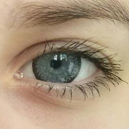 Купить линзы для глаз Dolly Gray Интернет-магазин цветных линз для глаз Доставка по всей Украина!