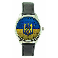 Неординарные наручные часы AndyWatch. Герб Украины