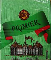 Салфетка бумажная премьер 400л зелёный