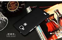Пластиковый чехол для Huawei Ascend Mate7 чёрный