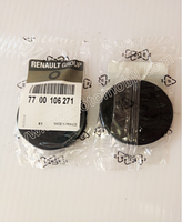 Заглушка головки блока цилиндра на Рено Сандеро Stepway 2 1.6i K4M/ Renault ORIGINAL 7700106271