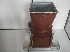 Вентиляционная система промышленная с электрощитом и электроприводом заслонки Б/У, фото 2